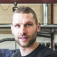 Christian Sloth Christensen, smed hos Vestjysk Rustfri Montage