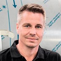 Thomas Mortensen, Projektleder og værkfører hos hos Vestjysk Rustfri Montage i Varde