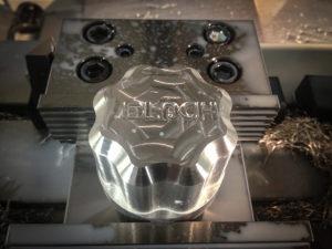 Vestjysk Rustfri Montage udfører alt i CNC fræsning