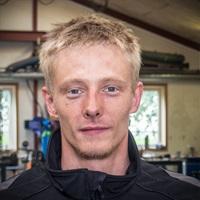 Kenneth Olesen, Smed hos Vestjysk Rustfri Montage ApS